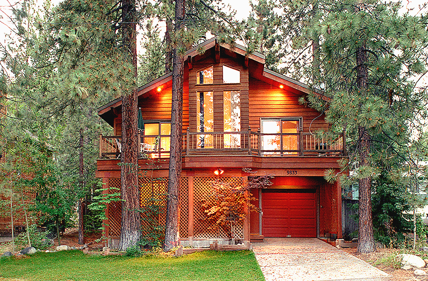 Richmond va cabin rentals for Cheap tahoe cabin rentals