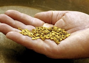 Gold Virginia